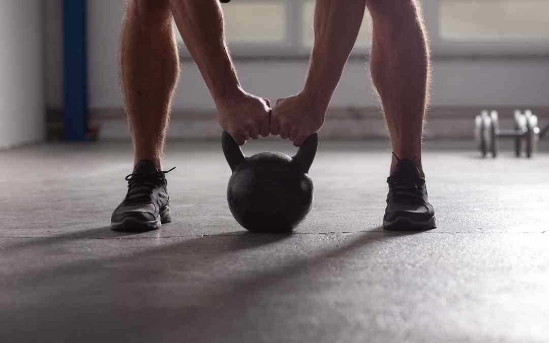 The Best Kettlebell Exercises For Shoulders