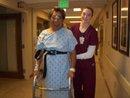 Pele in Hospital