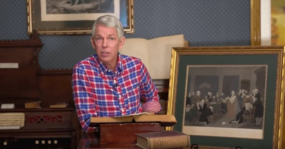 Watch: First Great Awakening by David Barton (3 minute video)