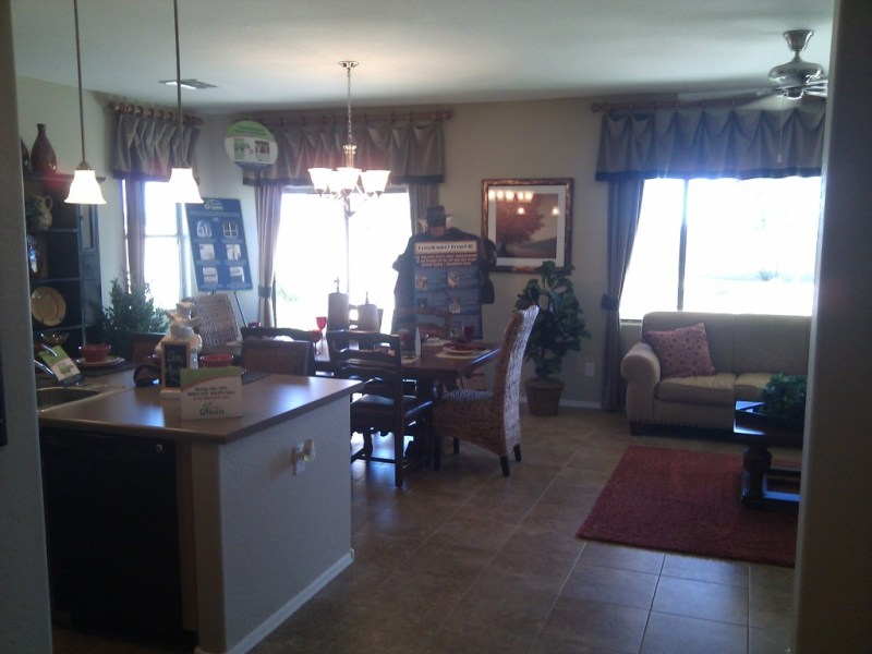 Casa Grande Homes for Sale   Mission Royale by Meritage Homes Great Room
