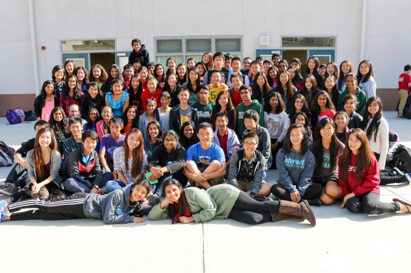 District 5170 Interact Club - Mission San Jose High School's Interact Club