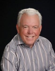 Larry Anderson, Club Treasurer
