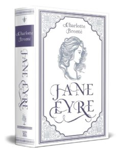 Jane Eyre book graphic
