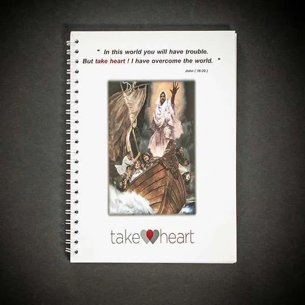 Take Heart Notebook