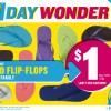 Old Navy Anual $1 Flip Flop Sale, 6/30/12