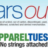 Sears Outlet Stores: Free Apparel Tuesday is On!  7/31/12