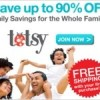 Totsy: Free Shipping for First Time Buyers