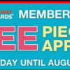 Sears Outlet Stores: Free Apparel Tuesday is On!  8/7/12