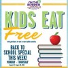 On the Border: Kids Eat Free Coupon Thru 8/23 (+ Free Queso Offer)