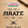 Talk Like a Pirate Day Freebies & Family Fun Roundup‏, Matey!
