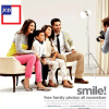 JCPenney Free Family Photos All November!