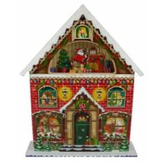 Santa's' Attic Advent Calendar