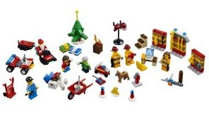 lego advent calendar pieces