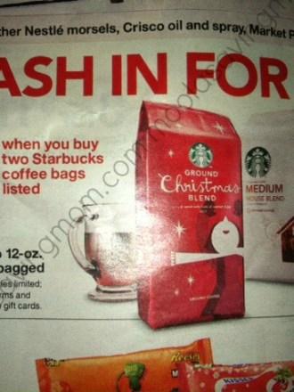 Target Starbucks Gift Card