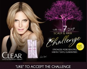 free clear hair care