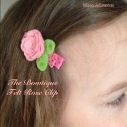 The Bowtique Giveaway on Mission to Save (rose)