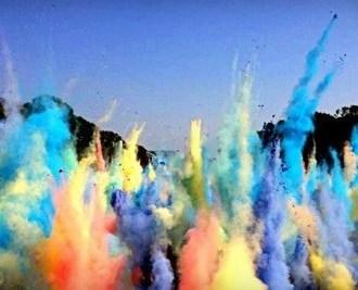 color mania run