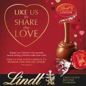 Lindt Lindor printable coupon