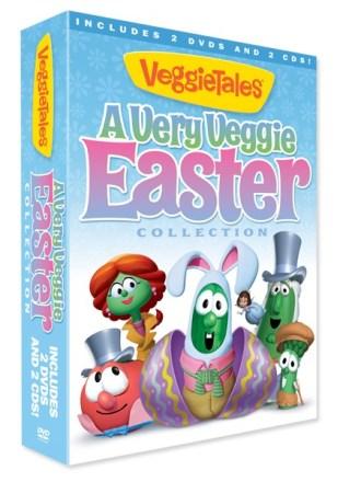 veggie tales easter