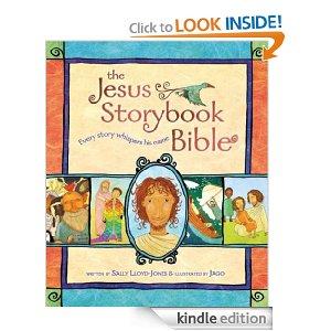 The Jesus Storybook Bible kindle