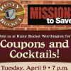 Coupons and Cocktails Class