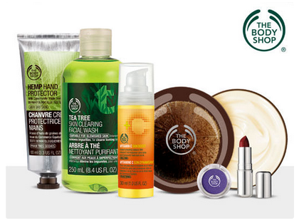 the body shop voucher