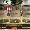 Repurpose Project: Commission Jars