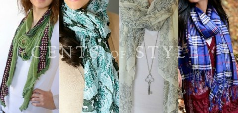 fashion friday scarves