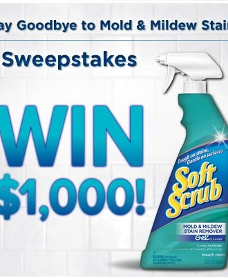 Soft Scrub Mold and Mildew Sweepstakes