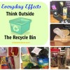 P&G Conserve-it-All #EverydayEffect – Think Outside the Recycle Bin