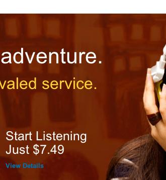 Free Audible.com
