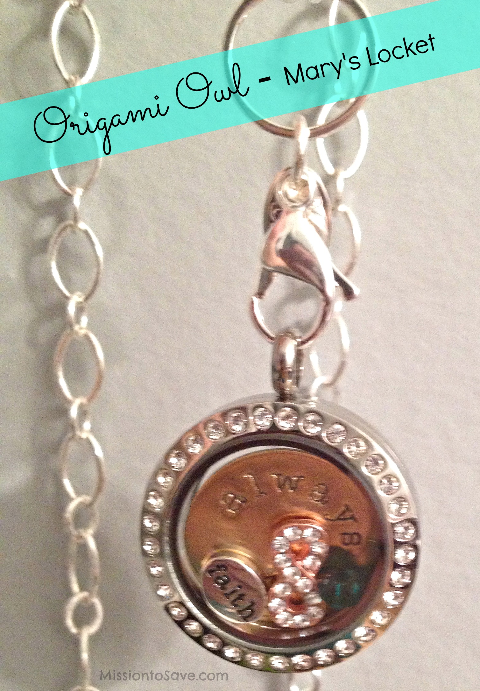 Origami Owl Giveaway!! $50 Credit! - Mission: to Save | 2252x1564