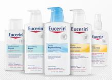 Free Eucerin Sample