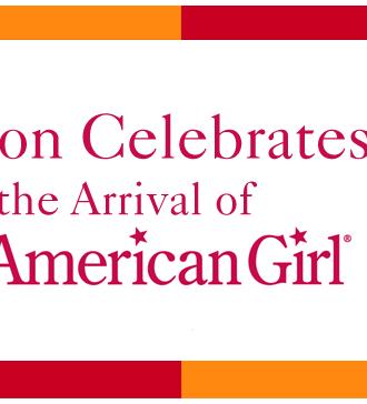 American Girl Doll Columbus
