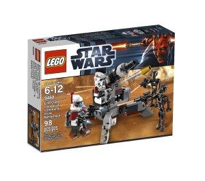 lego star wars clone trooper on Amazon