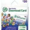 ToysRUs BOGO LeapFrog Download Card- $20 for 2!