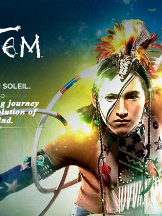 Cirque du Soleil #TOTEM
