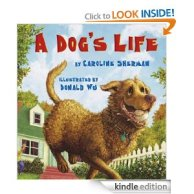 a dog's life kindle books for kids