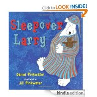 sleepover larry kindle books for kids