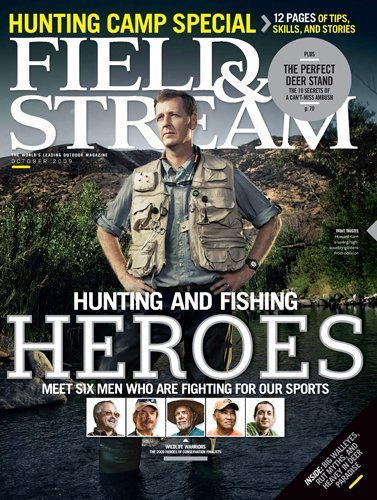 Field and Stream magazine subscription
