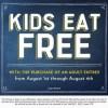 Macaroni Grill Kids Eat Free