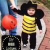 DIY Bee Costume- Adorable!
