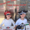 Arrrh! Free Krispy Kreme Talk Like a Pirate Day 9/19/16