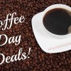 National Coffee Day Deals 2018