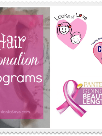 Find out about Hair Donation programs on MissiontoSave.com