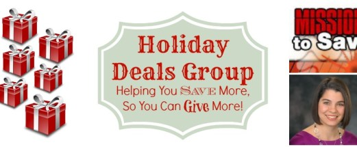Facebook Holiday Deals Group