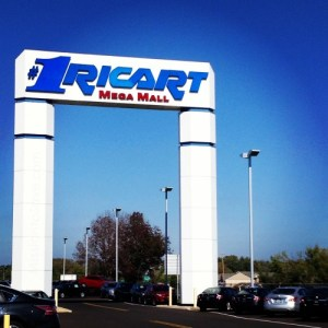 Ricart Mega Mall
