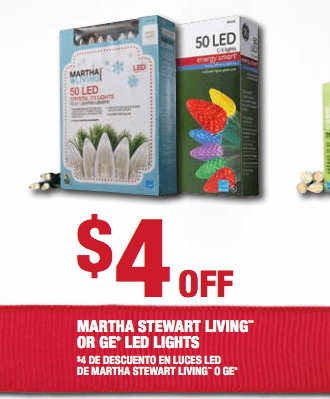 Home Depot Christmas Light Trade In