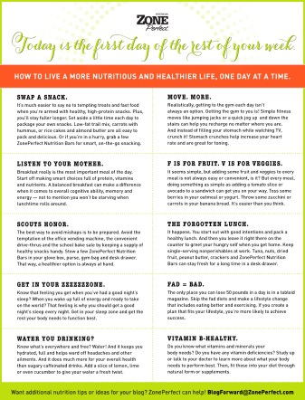 Blog Forward Nutrition Tips