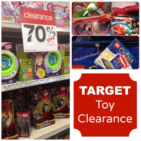 Target toy clearance- perfect time to stock up the gift closet!